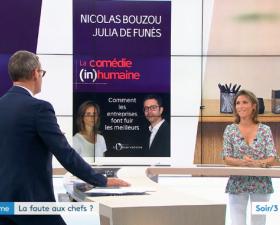 Julia de Funes sur France 3