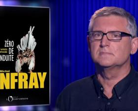 Michel Onfray était l'invité de « On n'est pas couché »