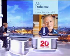 Alain Duhamel à France 2