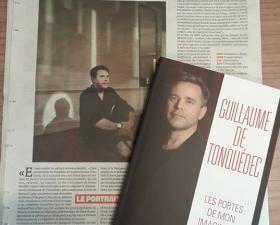 Guillaume de Tonquédec dans Libération