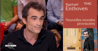 Raphaël Enthoven à Quotidien