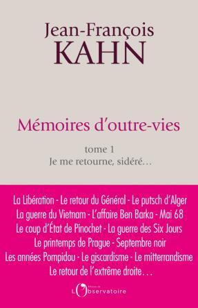 Mémoires d'outre-vies (tome 1)