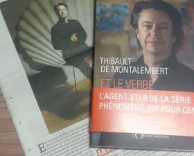 Thibault de Montalembert dans Libération