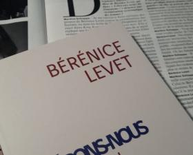 Bérenice Levet dans le Figaro Magazine