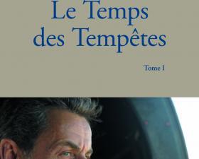 Planning de dédicaces - Nicolas Sarkozy - Le Temps des Tempêtes