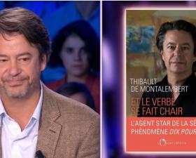 """Thibault de Montalembert invité dans """"On n'est pas couché"""""""