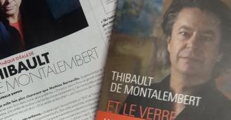 Thibault de Montalambert dans ELLE