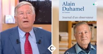 Alain Duhamel invité de C à Vous