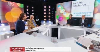 Frédéric Beigbeder invité des Grandes Gueules