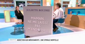 """Juliette Boudre au """"Magazine de la santé"""""""